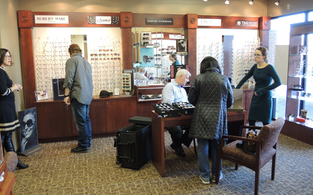 Ray Ban for the Holidays!  Montgomery Vision Care