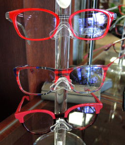 Face a Face frames in the Bocca and Royal Stewart collections are at Montgomery Vision Care in Cincinnati, OH!
