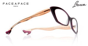 Bocca Sexy Face a Face frames have four different eyewear shapes to fit your face perfectly- Montgomery Vision Care, Cincinnati, OH