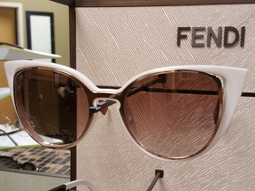 Taylor Swift wears Fendi and we have them right here at Montgomery Vision Care!